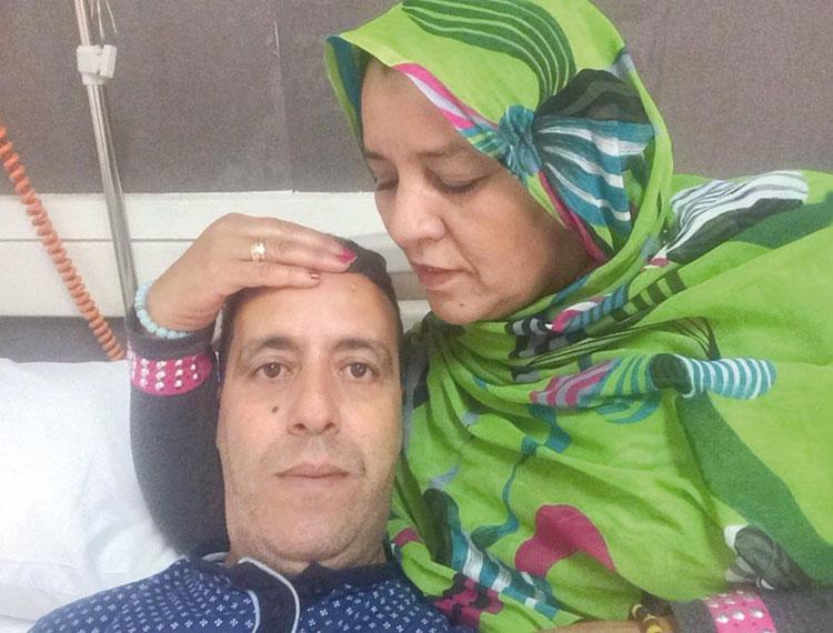 حسن كريم وفاطمة تبعمرانت.. زواج حركي من أجل القضية الأمازيغية