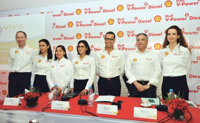 فيفو إنيرجي المغرب تطرح وقود  «شال V-Power ديازال» الجديد بالأسواق المغربية