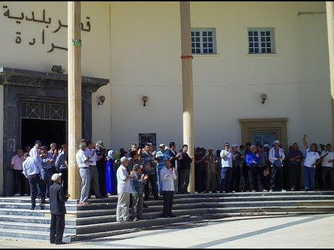 قضاة المجلس الأعلى للحسابات يحلون ببلدية جرادة