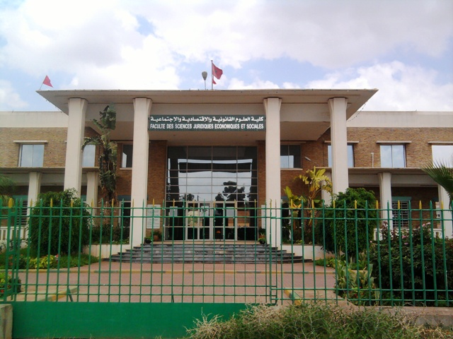 قضاة مجلس الحسابات يخضعون جامعة الحسن الأول بسطات للافتحاص