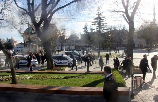 قتلى وجرحى في تفجير يهز إسطنبول التركية