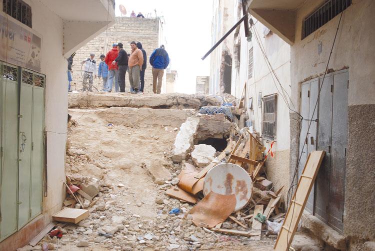 مجلس فاس يفشل في وقف مسلسل انهيار البنايات