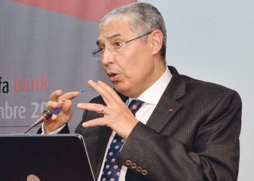 الكتاني: «مجموعة التجاري وفا بنك تستحوذ على الحصة الأكبر في سوق توزيع القروض وتمويل الاقتصاد»