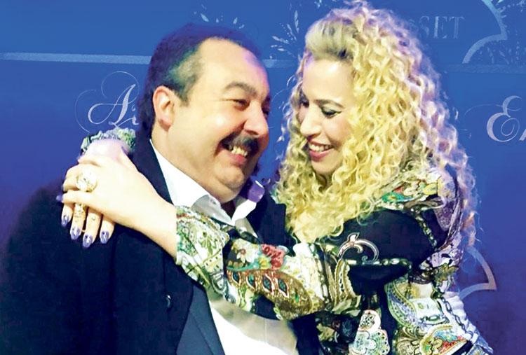 صاحبة «هادي كذبة باينة» تحتفل بـ11 سنة على زواجها