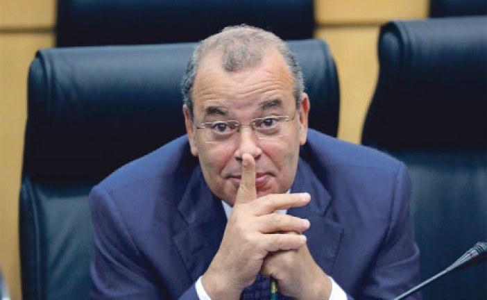 عمر فرج: «لا تساهل مع المتهربين وعليهم أن يعرفوا أننا نراقبهم عن قرب»