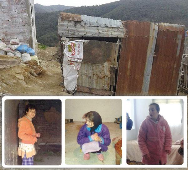 الأخبار تروي مأساة أكثر من 20 أسرة مع أبنائها المعاقين بقرية مهمشة ضواحي الفنيدق