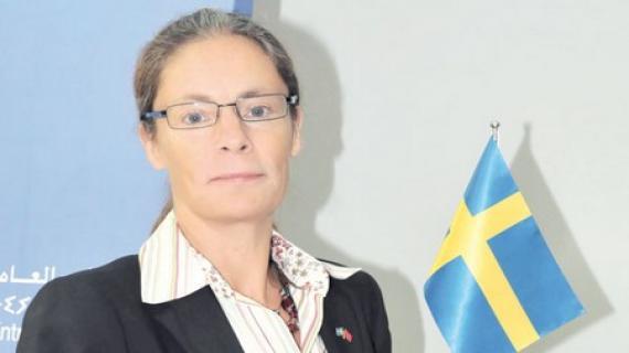 """سفيرة السويد بالمغرب تحضر الافتتاح الرسمي ل """" ايكيا"""""""