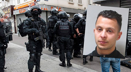 بلجيكا تسلم صلاح عبد لسلام لفرنسا