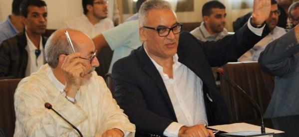 أبرشان والأربعين مهددان بفقدان العضوية بمجالس طنجة بسبب الغياب