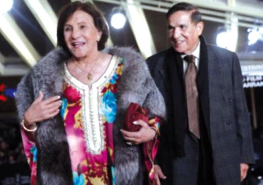 عبد الله شقرون.. زوج أمينة رشيد وكاتب سيرتها الذاتية