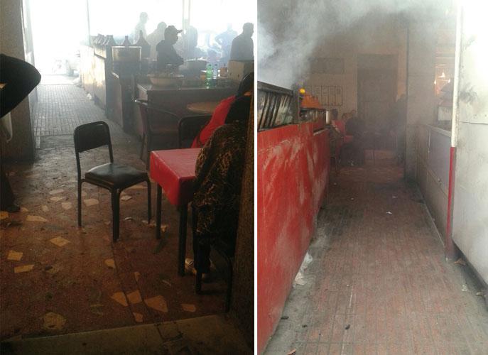 سكان بحد السوالم يطالبون بالتحقيق في ضرر تلحقه بهم مقاهي الشواء