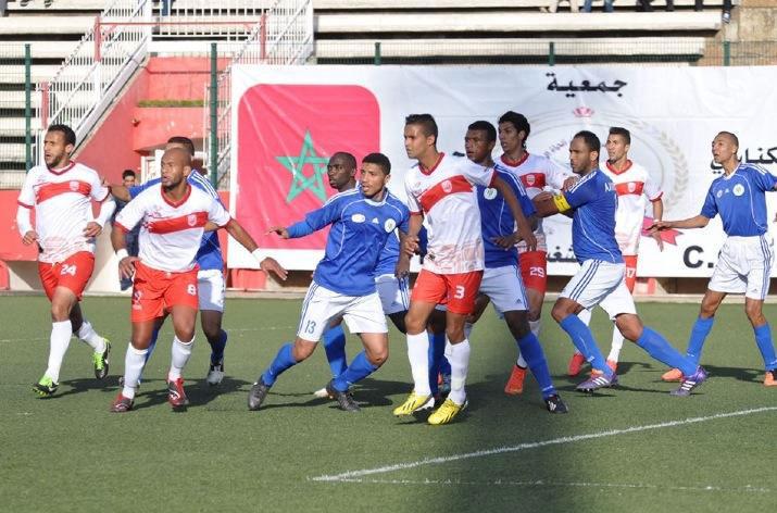 النادي المكناسي مهدد بعقوبات من «فيفا» بسبب لاعبه الغاني