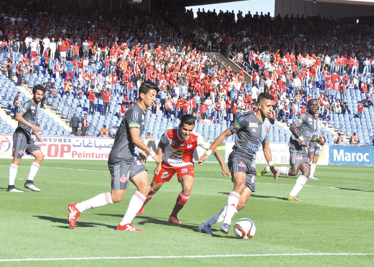 الفتح ينتقل جوا إلى أكادير لتفادي إرهاق اللاعبين