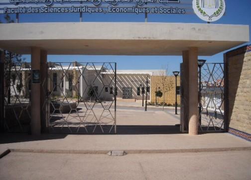 كلية الحقوق بوجدة تحيل برلمانيا «بيجيديا» على المجلس التأديبي بسبب الغياب
