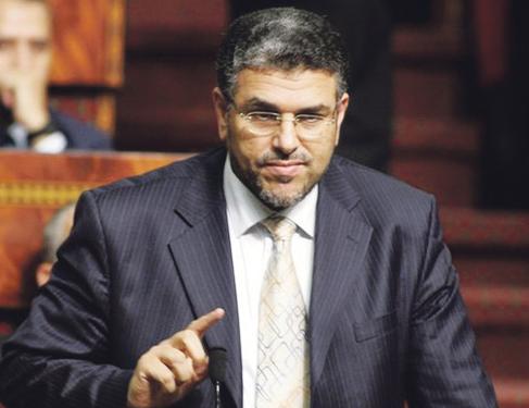 مواجهة نارية بين الرميد والجمعية الوطنية لحماية المال العام