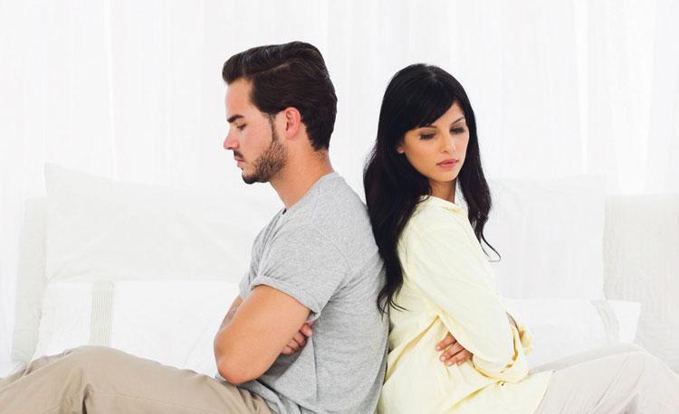 عندما تتمرد المرأة وتطلب الطلاق لأسباب جنسية..
