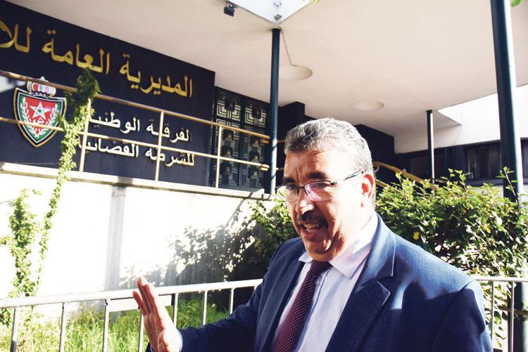 مستشار رباح «مصطفى بابا» يضع يده على قلبه بعد مثول مسؤولين سابقين في «ريضال» أمام الفرقة الوطنية