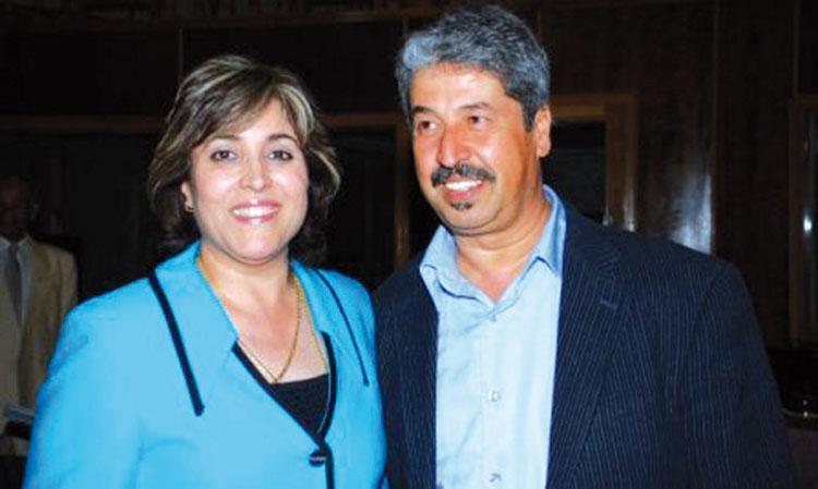 الحسين العمراني.. زوج أسمهان عمور الذي تقاسم معها الميكروفون في «دار البريهي»