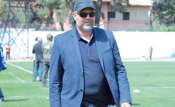 «أوصيكا» يقيل مدربه الزواغي ويستعد للتعاقد مع مدرب مغربي