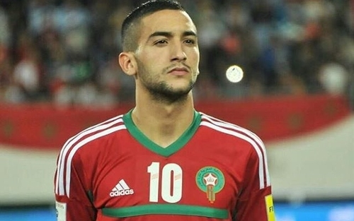 زياش: «أحسنت الاختيار باللعب للمغرب بدل هولندا»