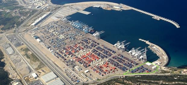 المنطقة الصناعية والسكنية تندرج في إطار مشروع المركب المينائي طنجة المتوسط