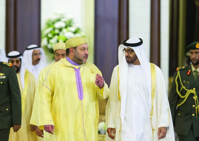 الإمارات تجدد دعمها للوحدة الترابية للمغرب
