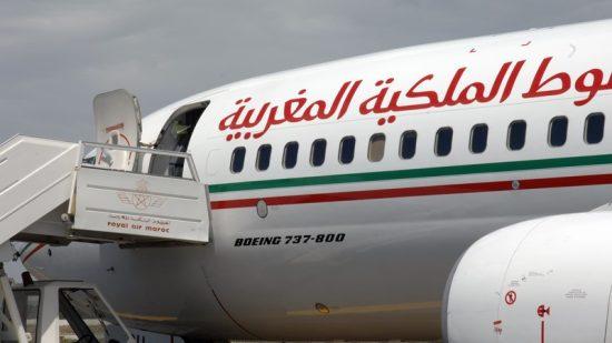"""العثور على قنبلة مسيلة للدموع داخل طائرة """"لارام"""""""