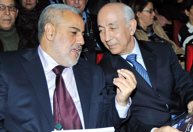 فرق المعارضة تستعين بتقرير مجلس جطو لمهاجمة الحكومة بالبرلمان