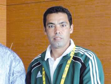 عشيق يمثل التحكيم المغربي في الألعاب الأولمبية بالبرازيل