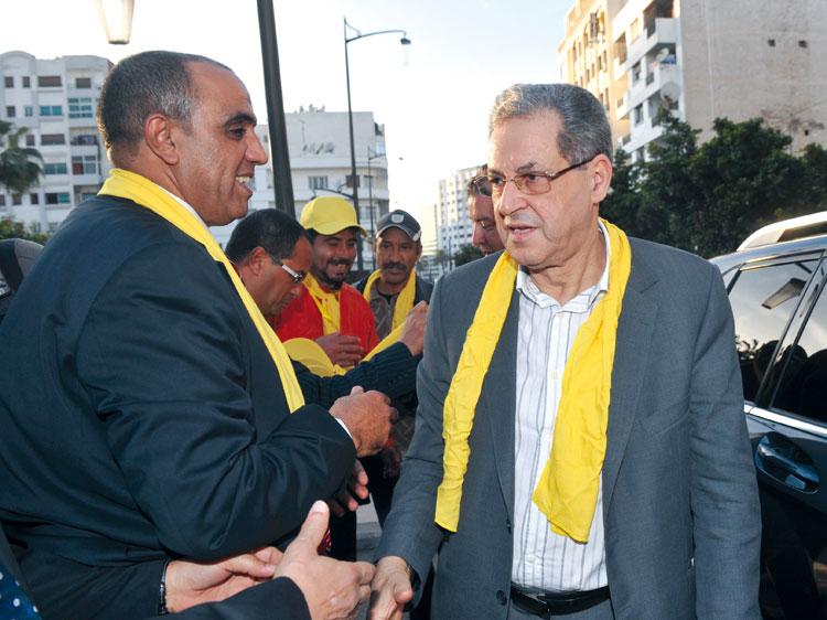 الحركة الشعبية يعقد مجلسه الوطني على وقع الاستعداد لتشريعيات 2016