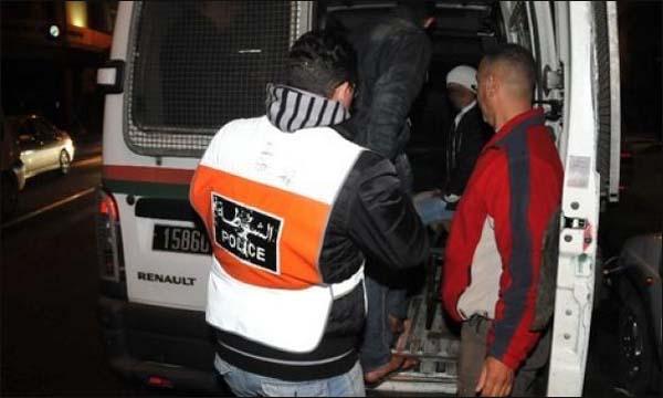 الشرطة السياحية بمراكش تعتقل ثمان فرنسيين كانوا يتجلون مرتدين زيا نسائيا