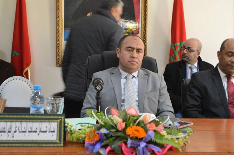 عزل نائب رئيس المجلس الإقليمي بالخميسات بعد إدانته من أجل الارتشاء