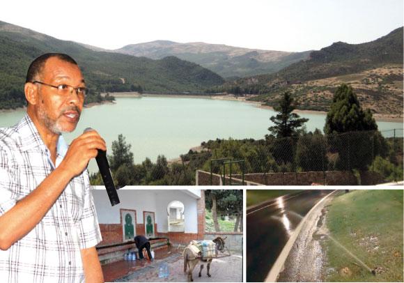 سكان تطوان يمتنعون عن تناول مياه شرب المدينة بعد صدور نتائج تحليل مختبر إسباني