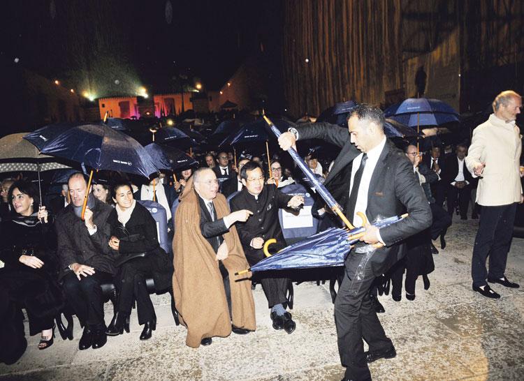 الأمطار تعود إلى المغرب وتتسبب في مقتل ستة أشخاص بتارودانت ووارزازات