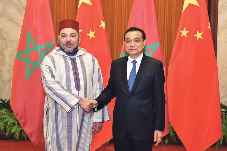 المغرب والصين يوقعان على مسار جديد من العلاقات الثنائية