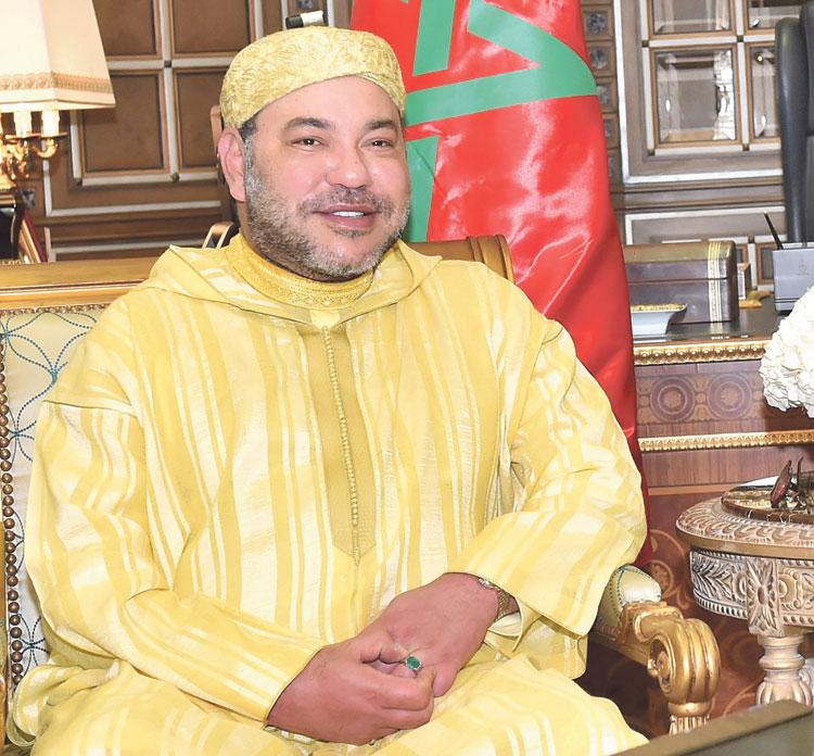 الملك محمد السادس يهنئ ترامب على فوزه برئاسة البيت الأبيض
