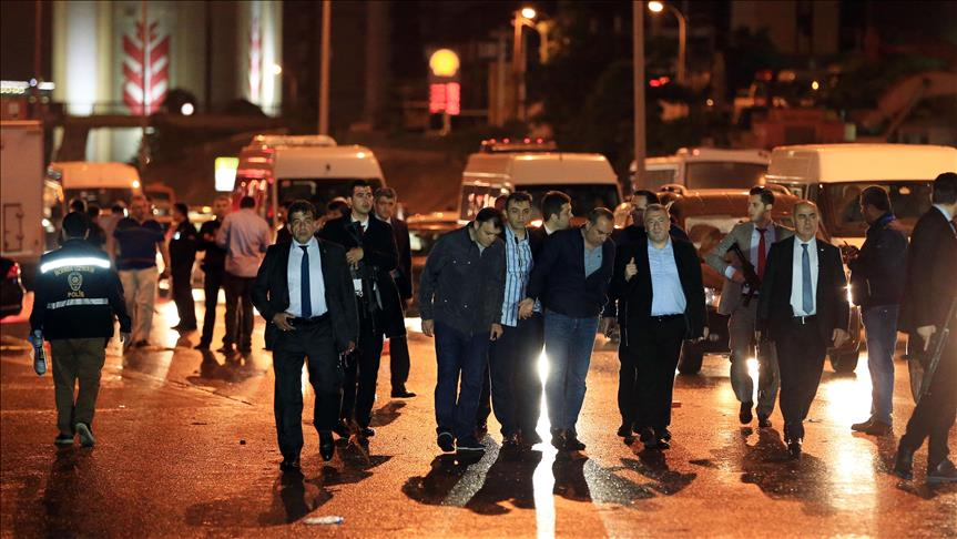 ضحايا في انفجار قنبلة باسطنبول التركية
