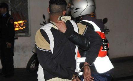 بائع متجول يتسبب في جروح خطيرة لقائد بالدار البيضاء