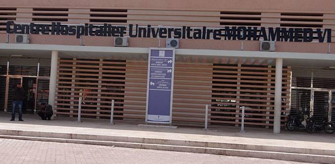 شلل تام بالمركب الجراحي للمستشفى الجامعي بمراكش
