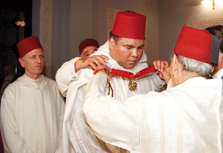 قصة رحلتين قام بهما محمد علي كلاي إلى المغرب