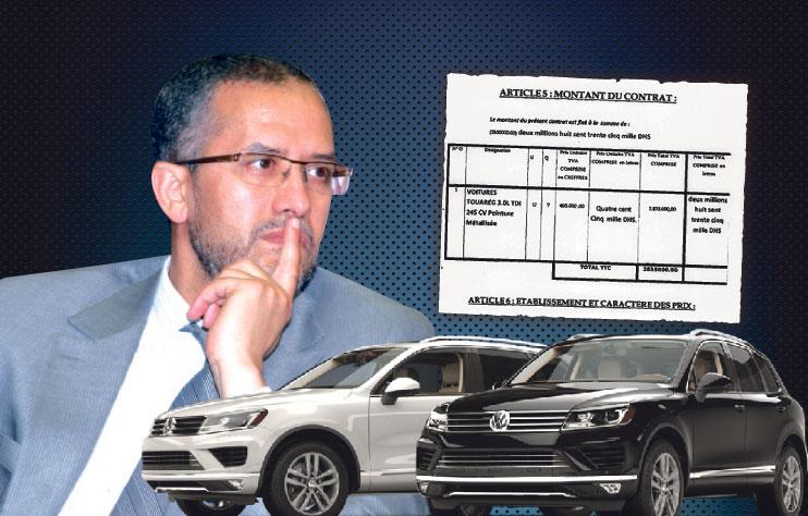 """الشوباني يقتني 7 سيارات """"كات كات"""" فارهة بمبلغ 284 مليونا"""