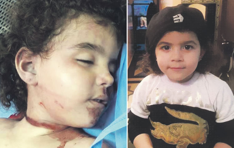 خنقتها بجوارب.. معلمة تقتل ابنة شقيق زوجها ذات 3 سنوات في عز رمضان