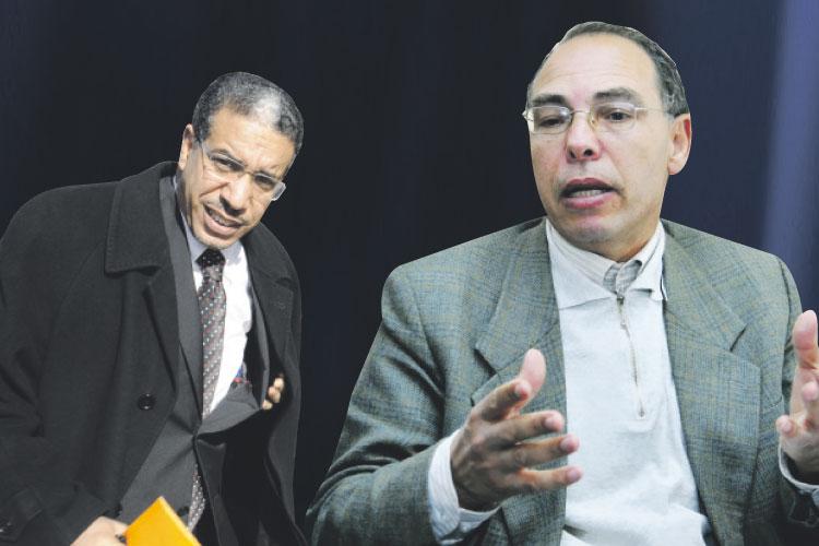 المعطي منجب يتهم رباح بالتحريض على قتله