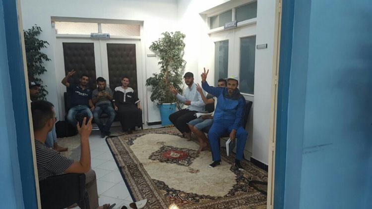معطلون بالمضيق يهددون بخوض اعتصام مفتوح أمام مكتب رئيس الجماعة