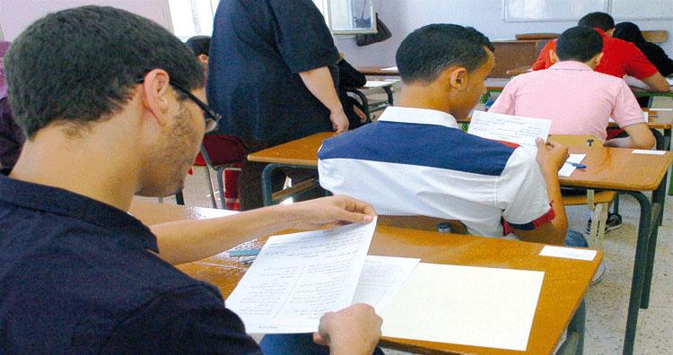 الأمن يستدعي مستشارا جماعيا اقتحم مركزا لامتحانات الباكالوريا بمراكش
