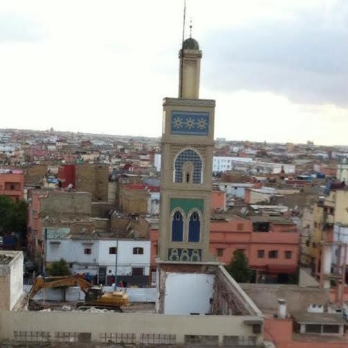 أزمة مساجد في حي سباتة ست سنوات بعد هدم المسجد العتيق