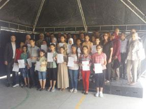 جمعية السقالة تتوج 42 تلميذا بالبيضاء بشهادات تقديرية في اللغة الفرنسية
