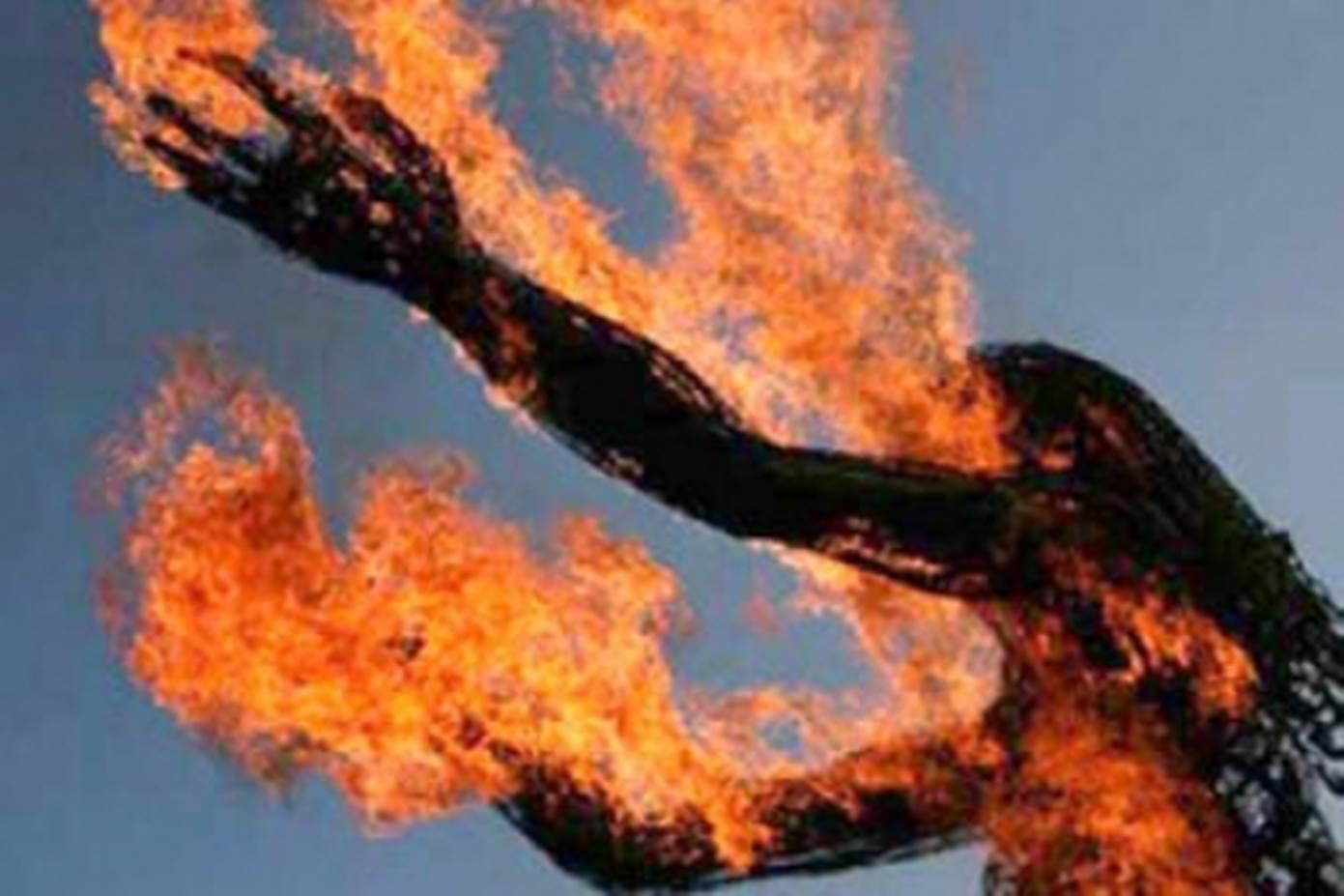 موظفة بالمياه والغابات تحرق جسدها لأسباب غامضة بالقنيطرة