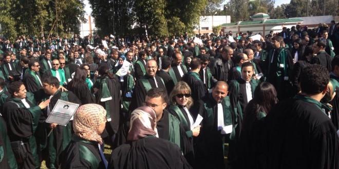 نادي قضاة المغرب يجمد عضوية المرشحين للمجلس الأعلى للسلطة القضائية