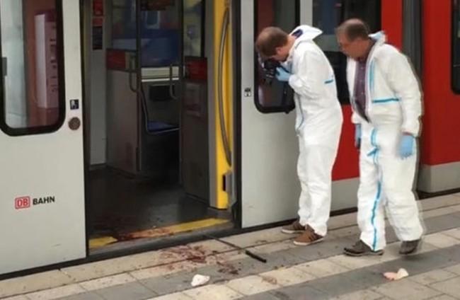 داعش تتبنى عملية طعن المسافرين على متن قطار بألمانيا